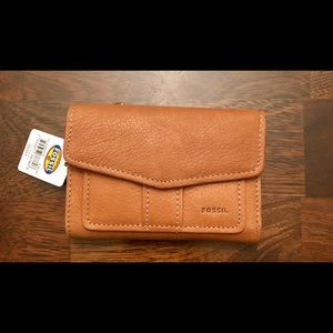 Brand new with tags Fossil wallet!